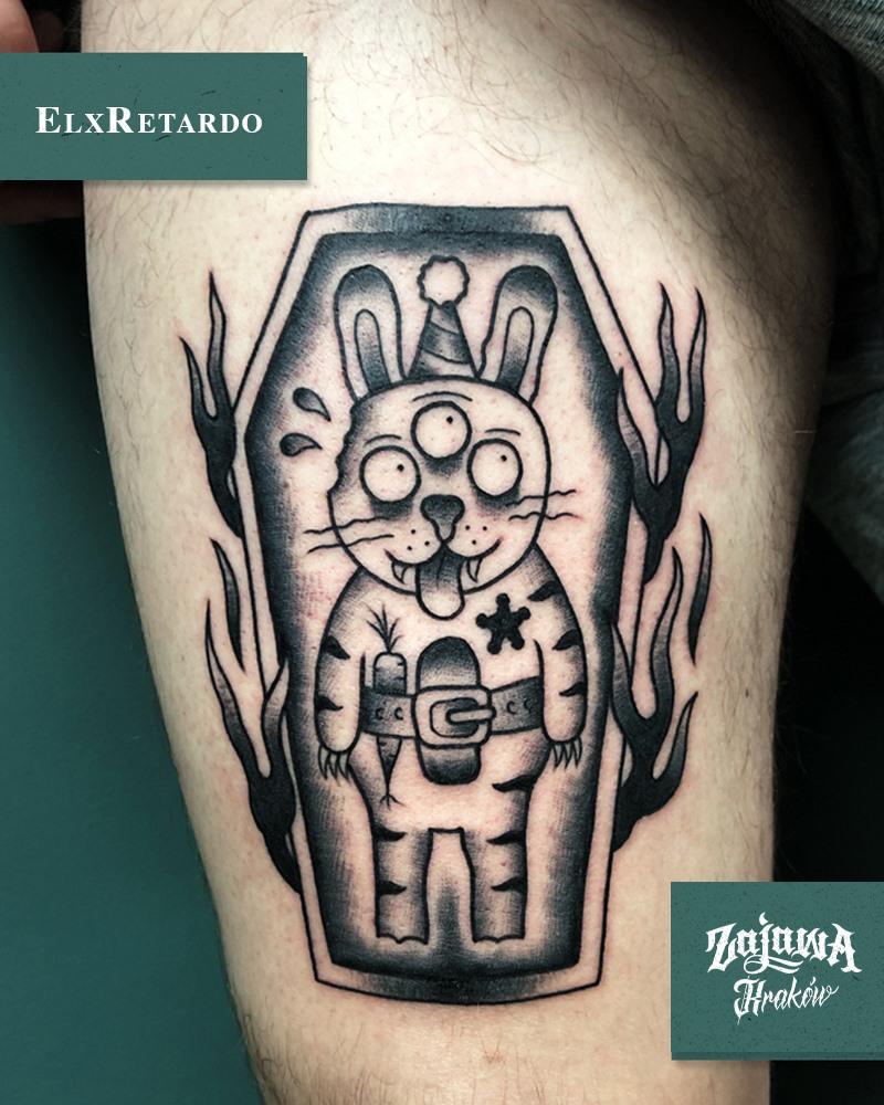 Inksearch tattoo Jacek Szklarski