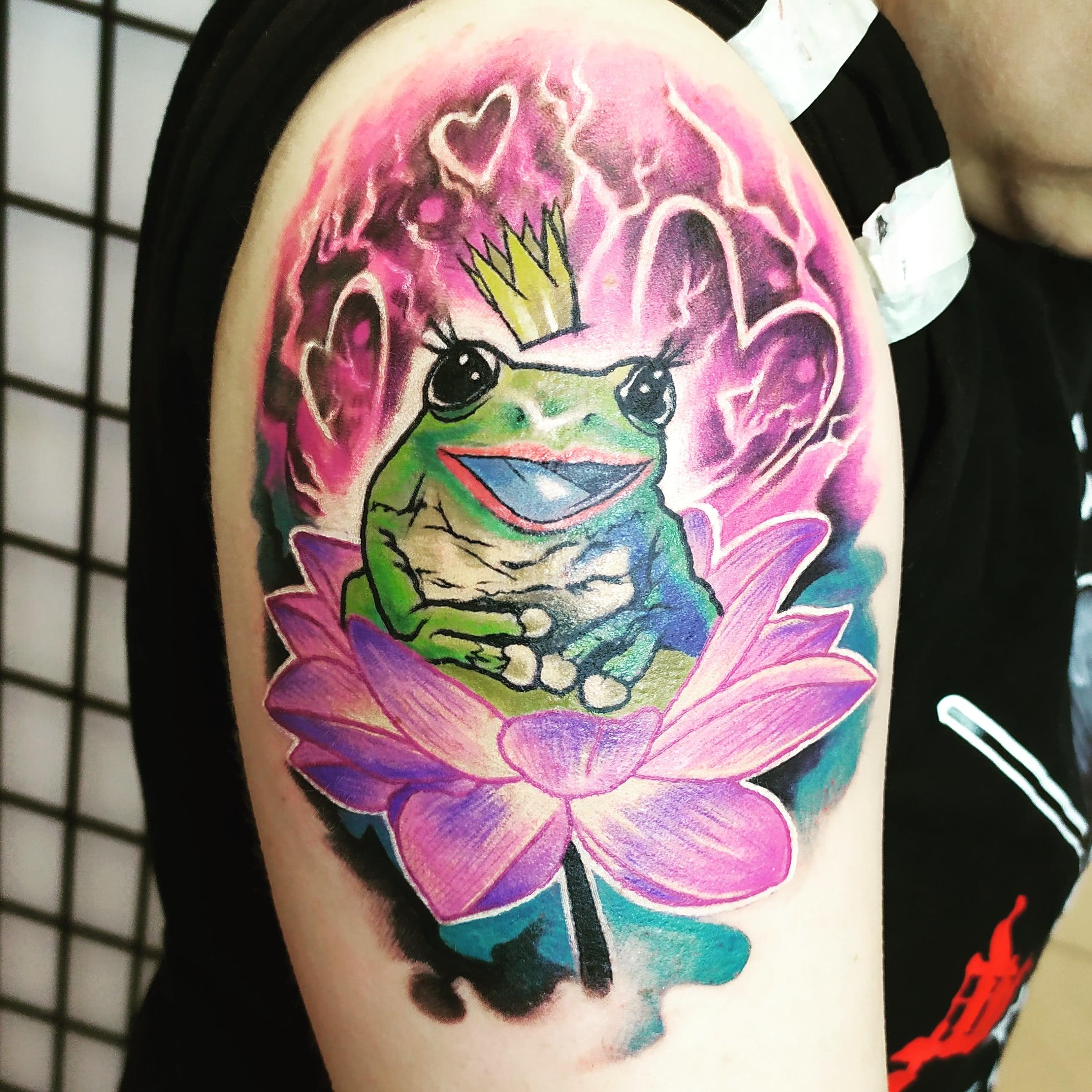 Inksearch tattoo Crystal Warhola