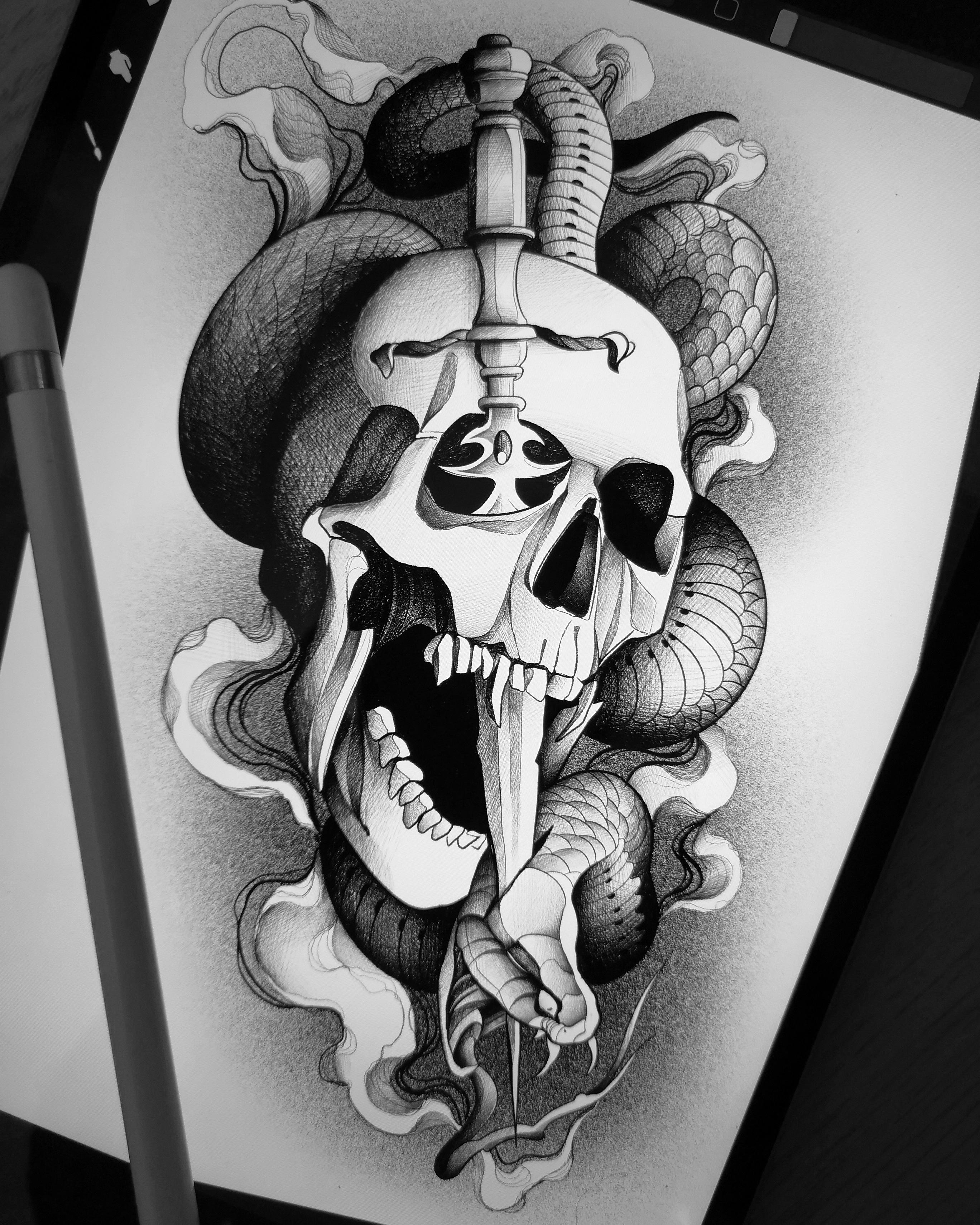 Inksearch tattoo Dawid Falkowski Tattoo