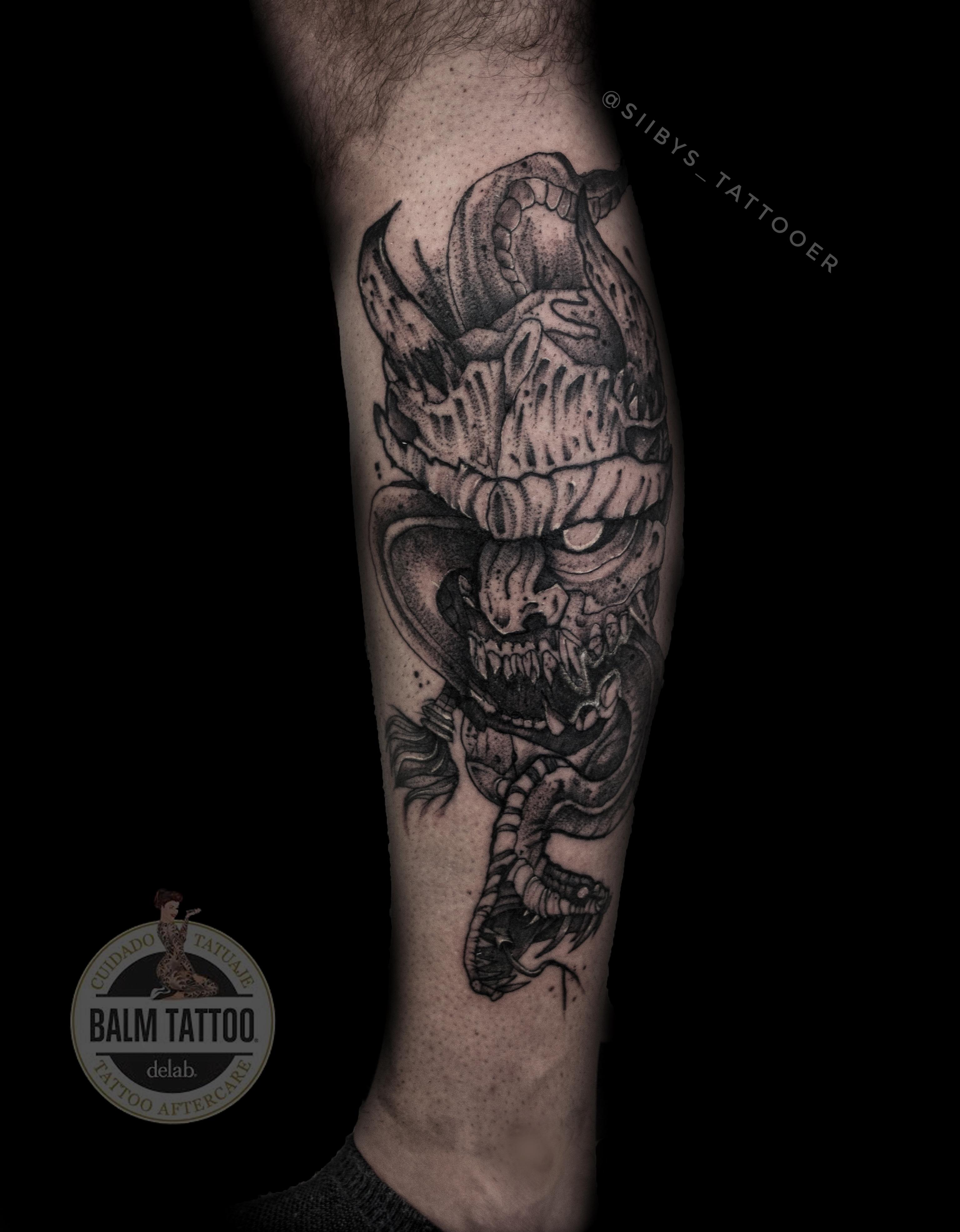 Inksearch tattoo Siibys Tattooer