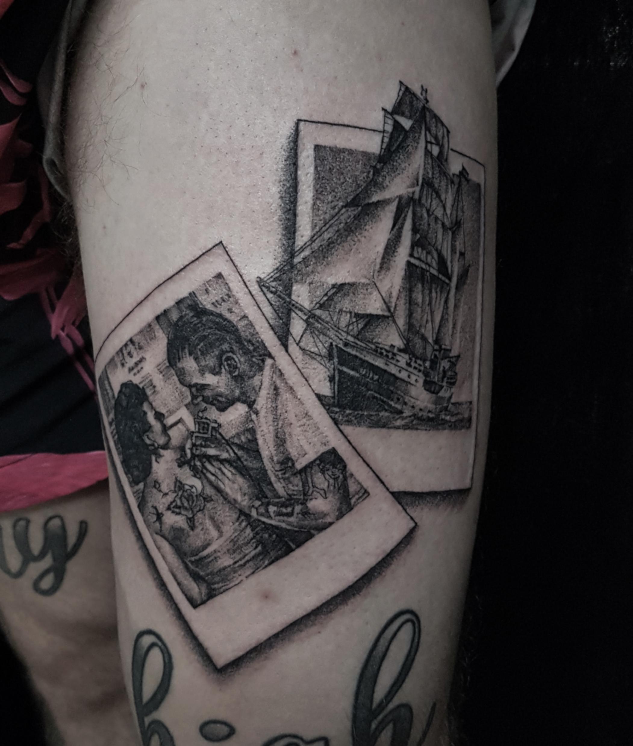 Inksearch tattoo Patrycja Pająk