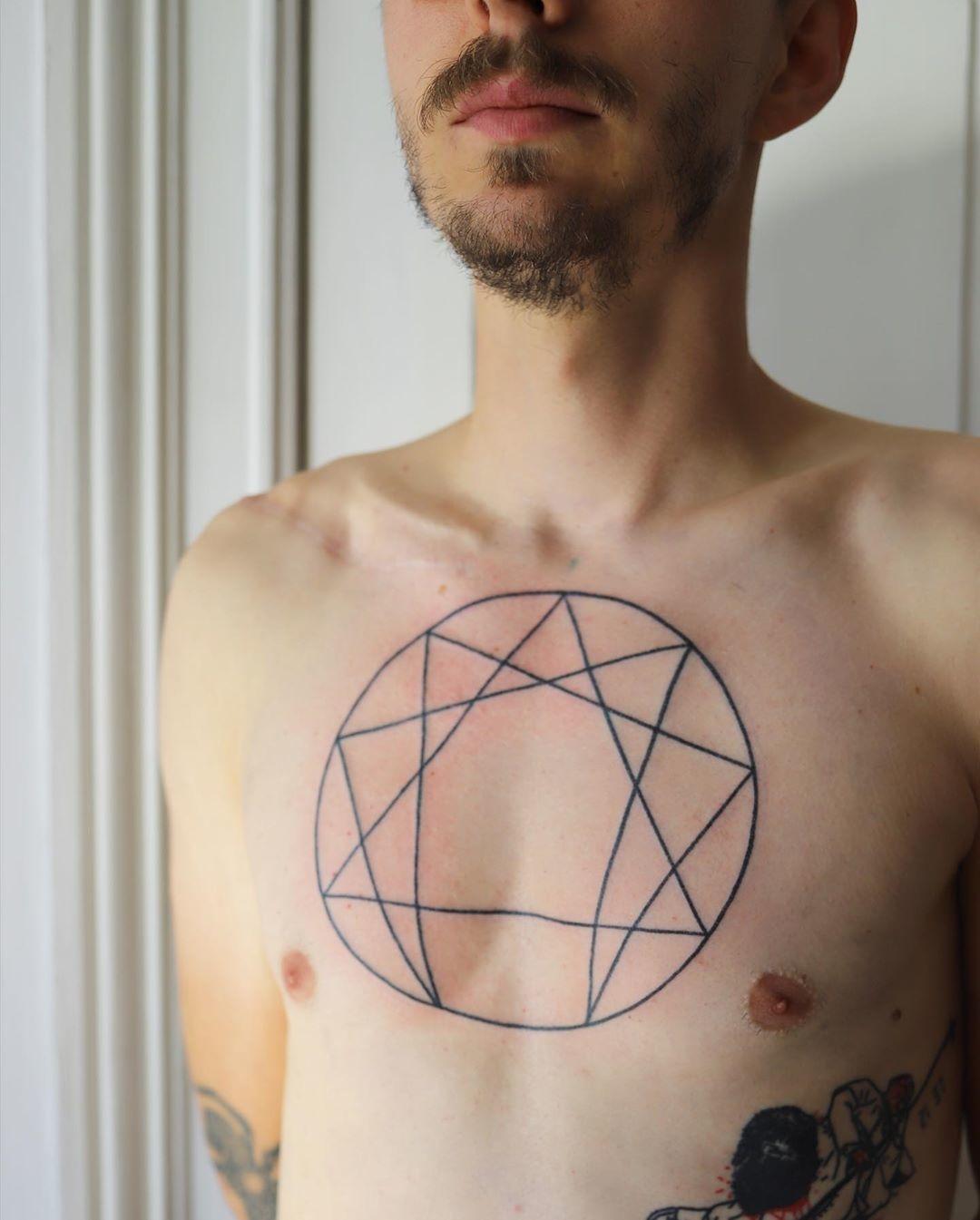 Inksearch tattoo Freckle Hand Poke