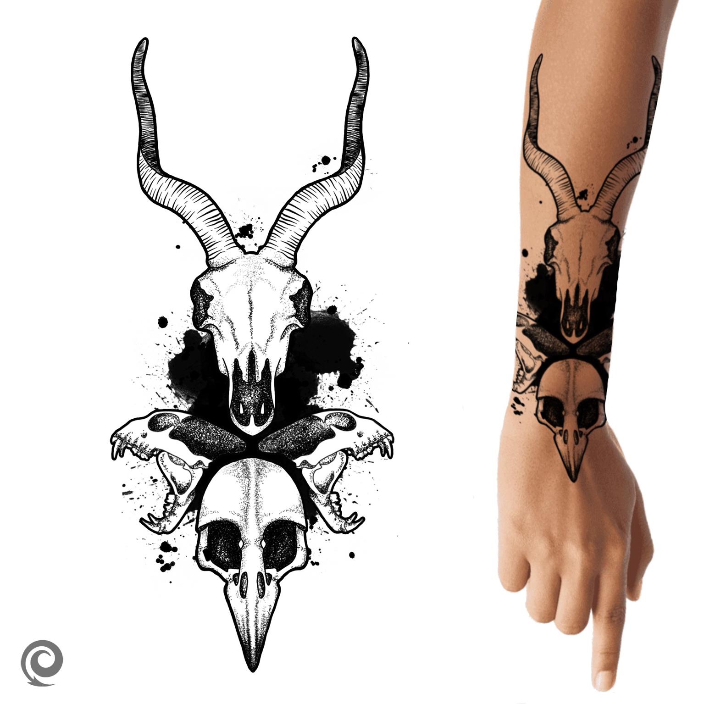 Inksearch tattoo Asanka
