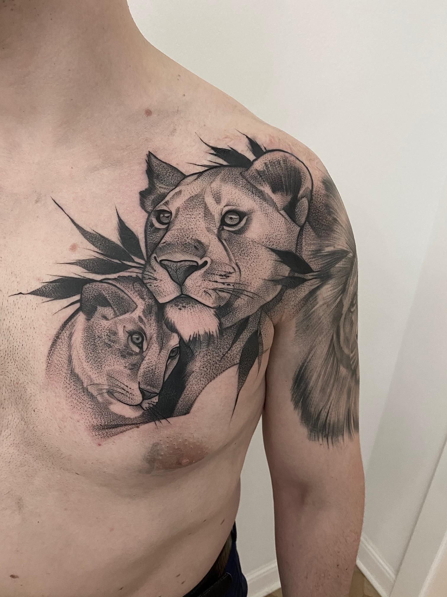 Inksearch tattoo Julia Szewczykowska