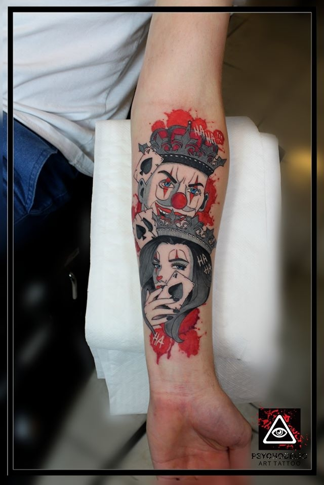 Inksearch tattoo Miłosz Wojciech