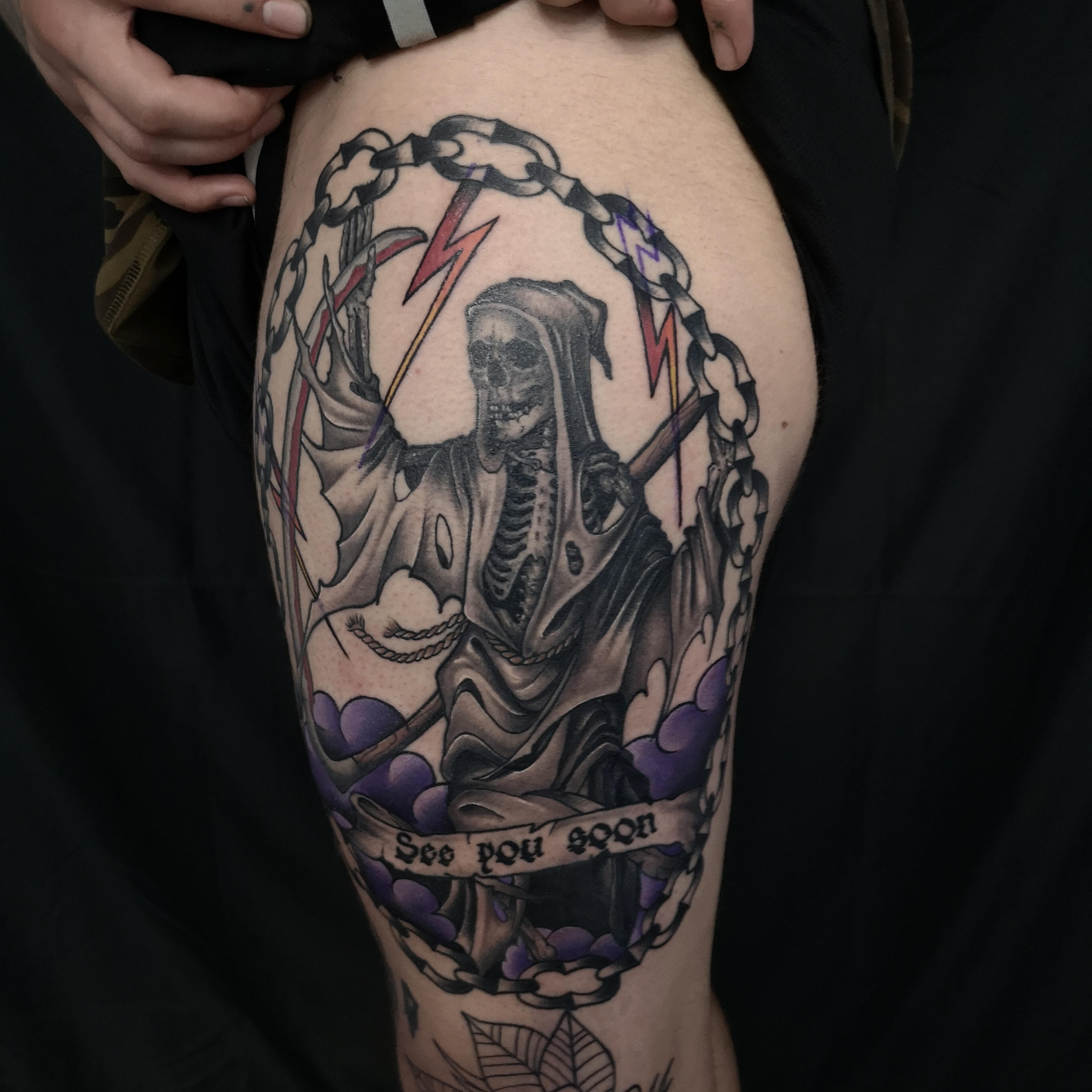 Inksearch tattoo Max