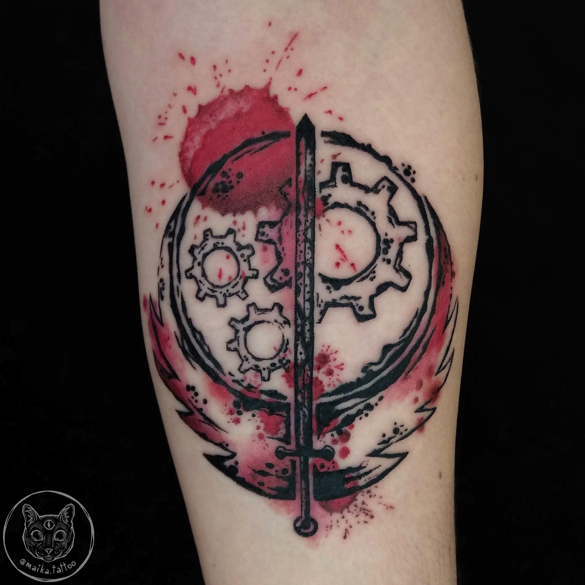 Inksearch tattoo Maika Tattoo