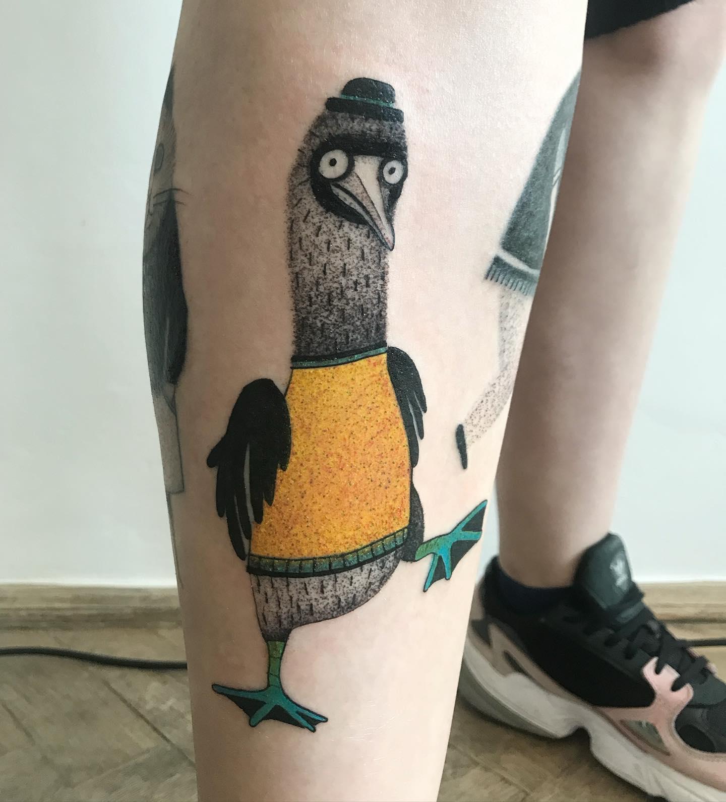 Inksearch tattoo U Wujka Waszka