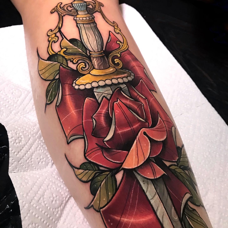 Inksearch tattoo Karolina Wilczewska