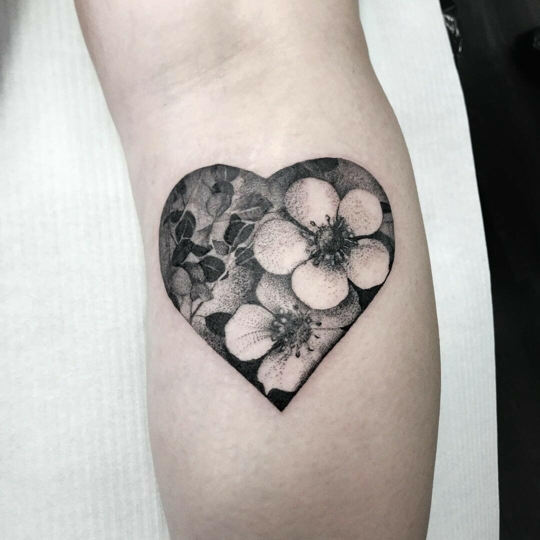 Inksearch tattoo Paulina Wojciechowska