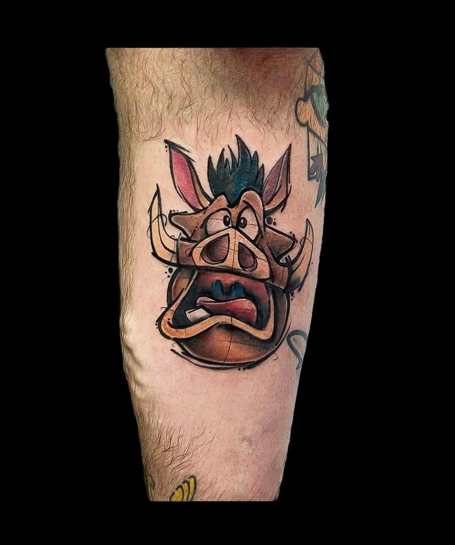 Inksearch tattoo Kitty Wonderland