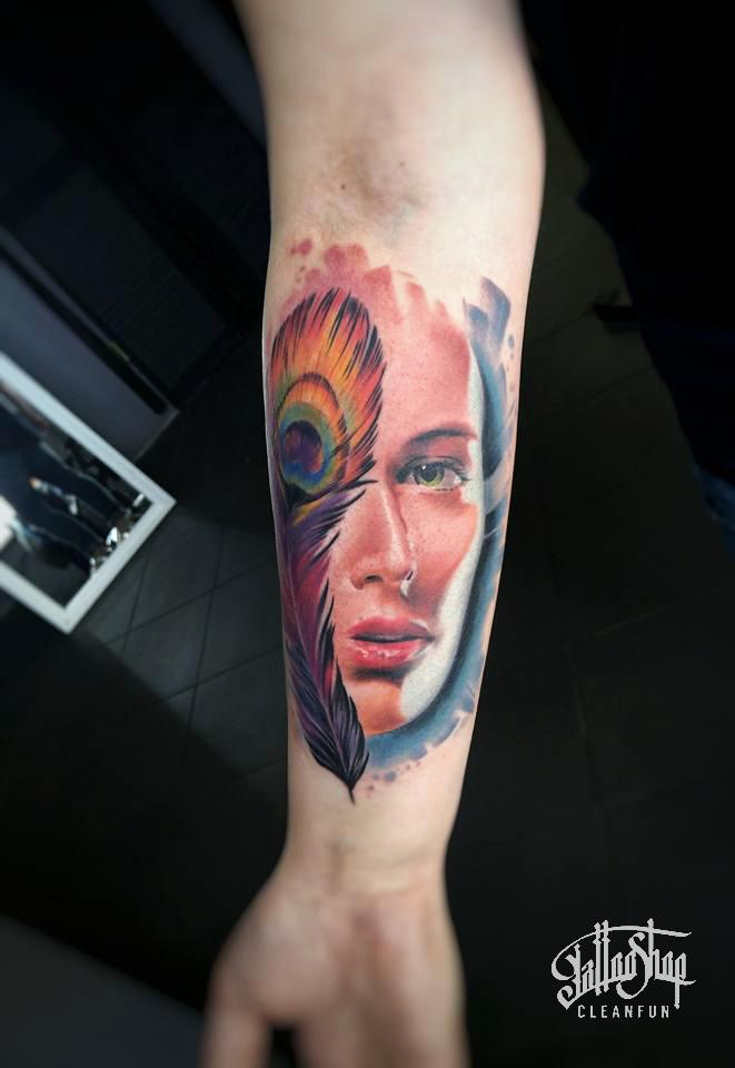 Inksearch tattoo Tomasz Sztos