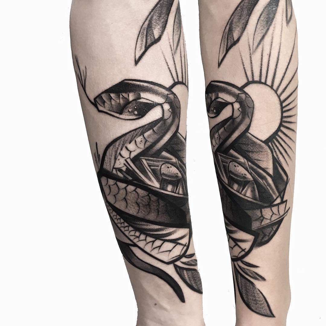 Inksearch tattoo Drukarz