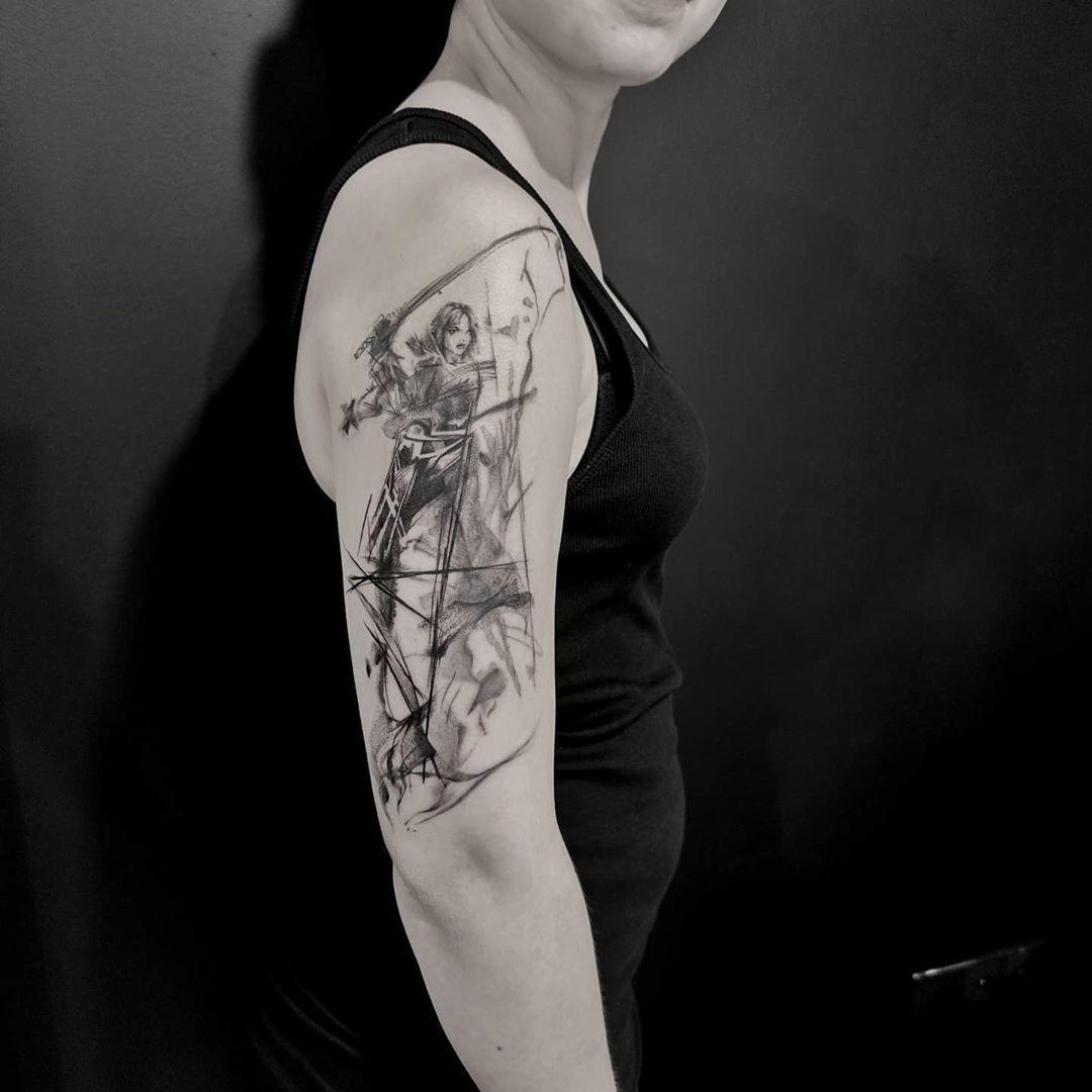 Inksearch tattoo garczynart
