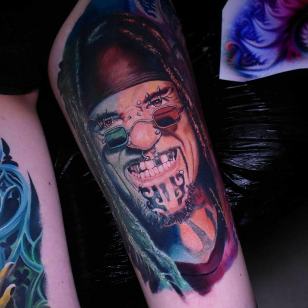 Inksearch tattoo Alex NZA