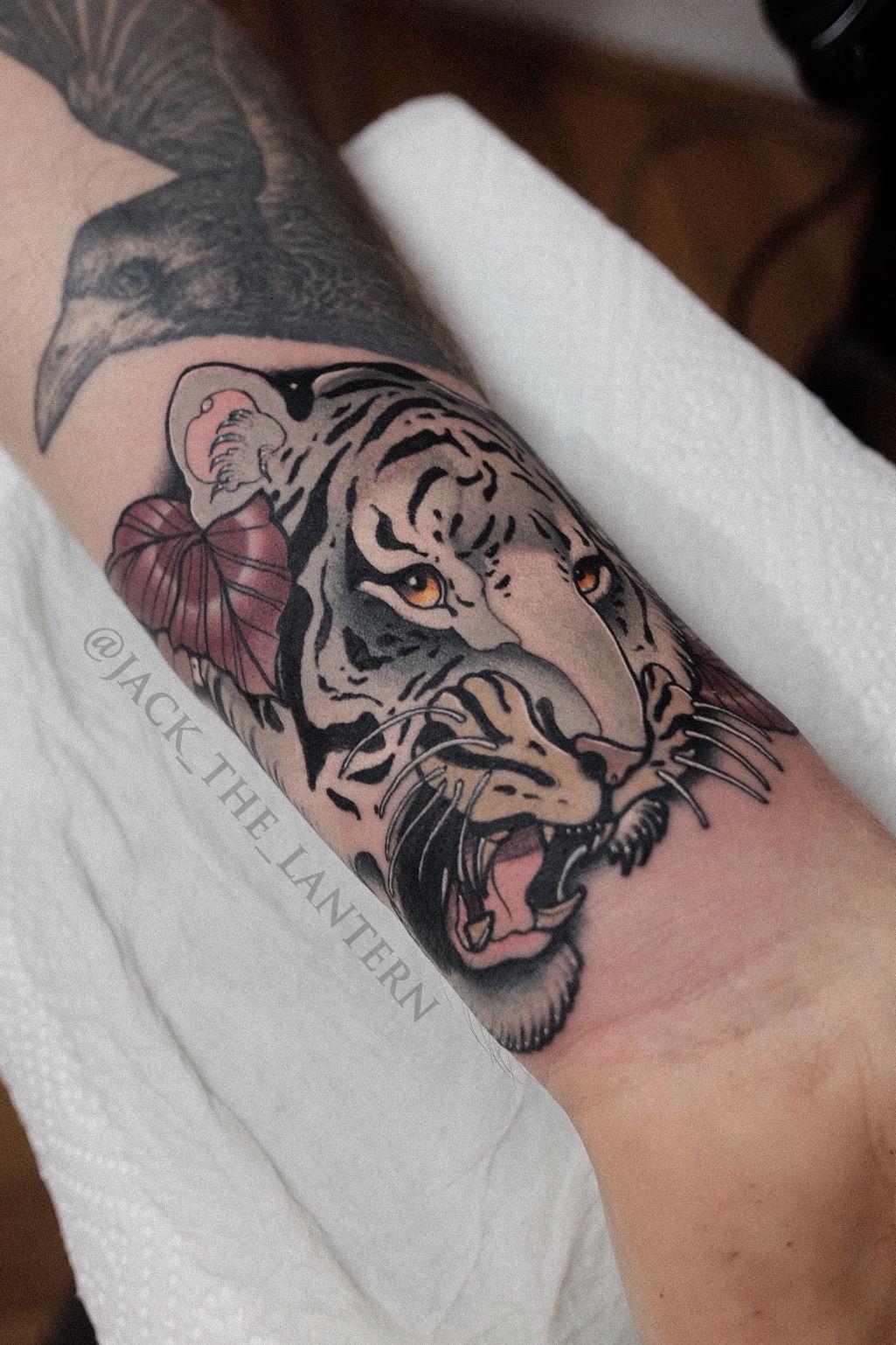 Inksearch tattoo Jack the Lantern