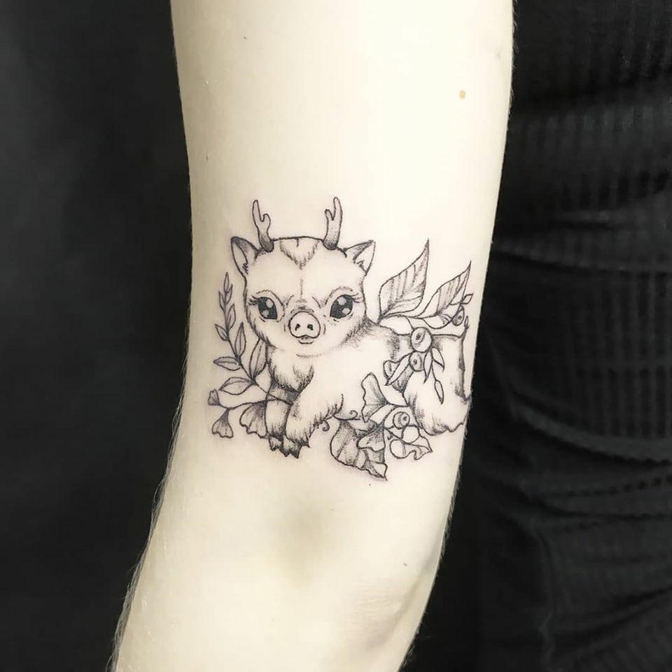 Inksearch tattoo gnieszka