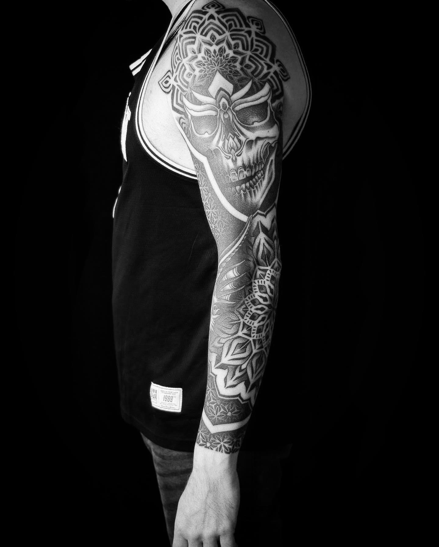 Inksearch tattoo Krzysztof Krajewski