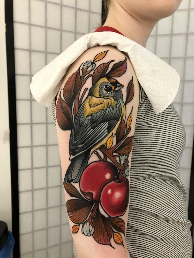 Inksearch tattoo piotrgietattooer