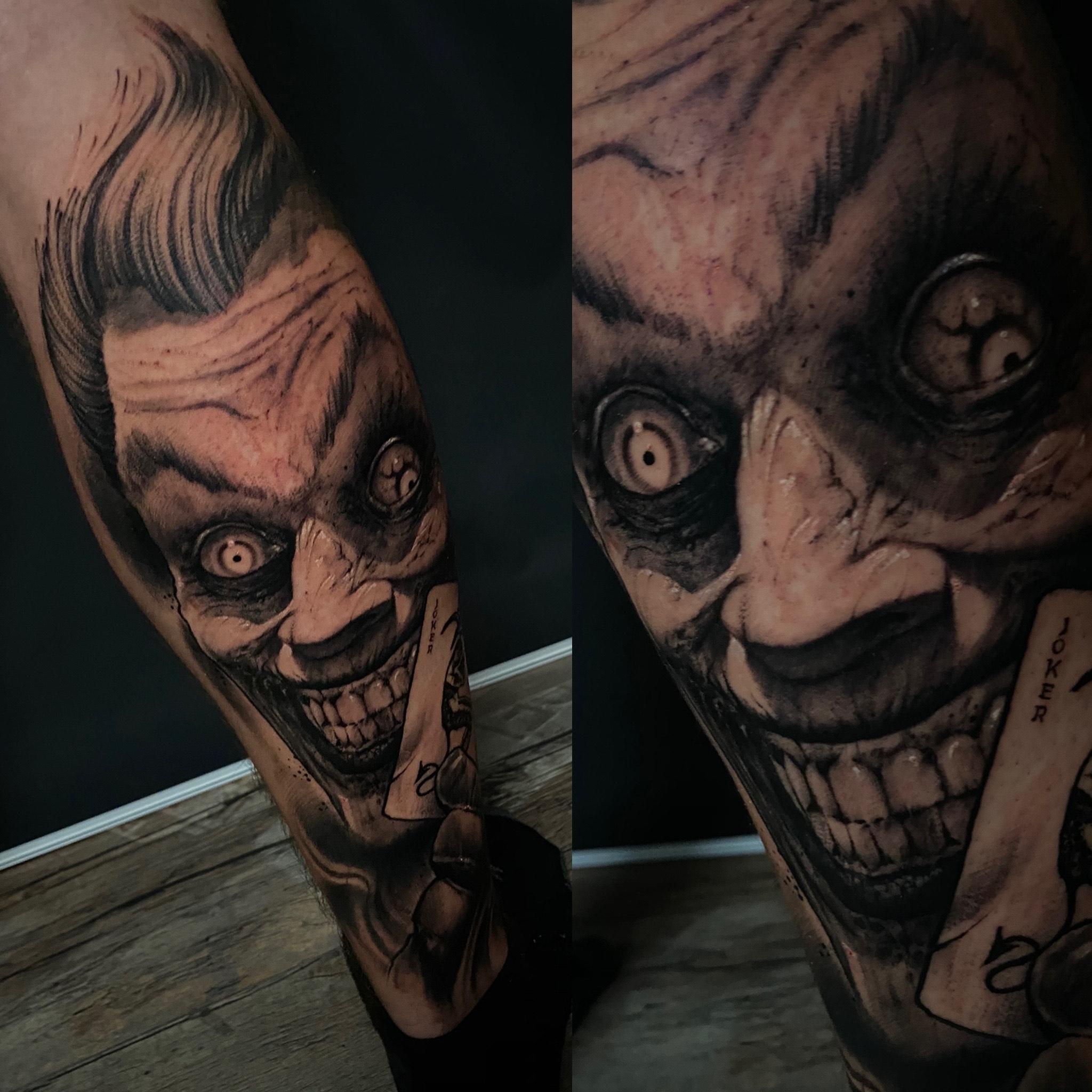 Inksearch tattoo Paweł Michniewski