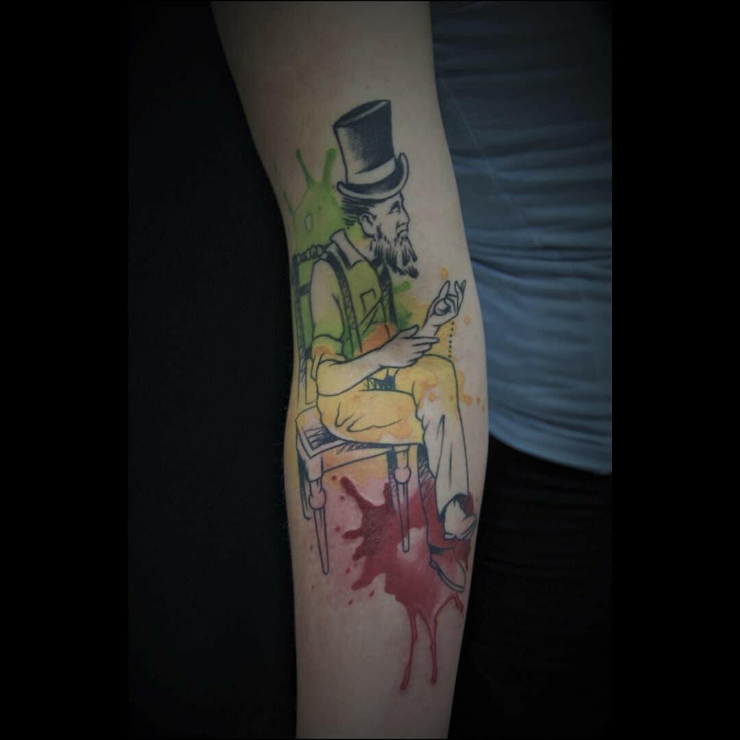 Inksearch tattoo All Styles Tattoo Berlin