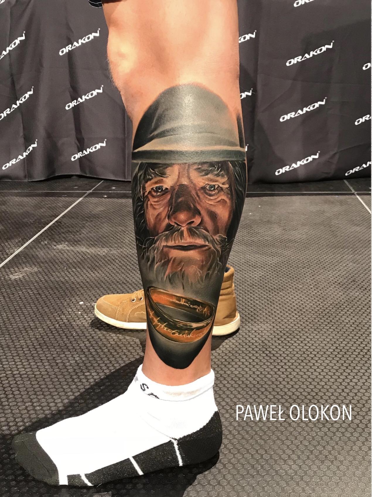 Inksearch tattoo Pawel Olokon