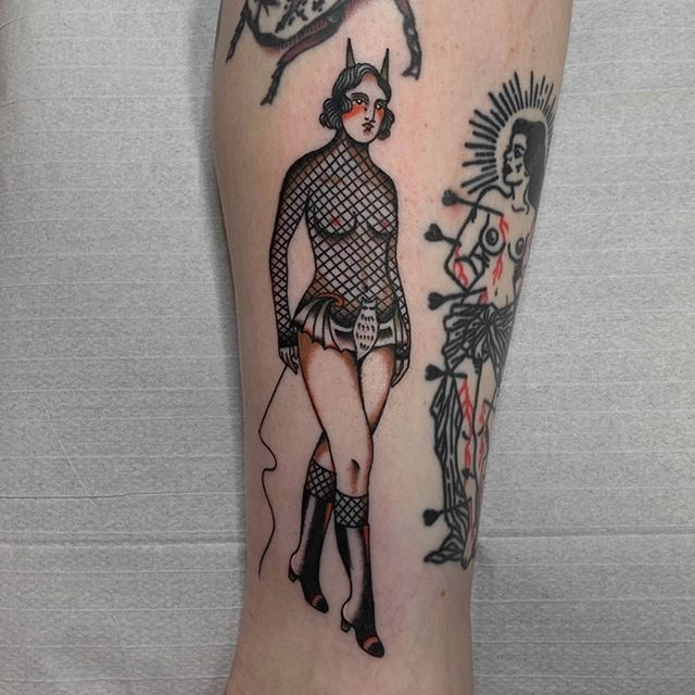 Inksearch tattoo Alice Summers