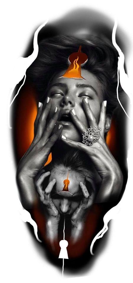 Inksearch tattoo La Onda Inc.