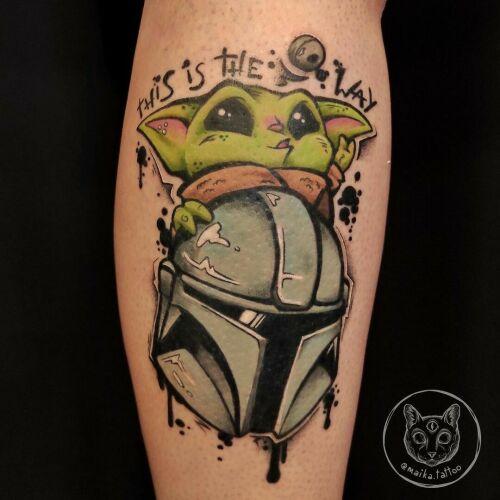 Maika Tattoo inksearch tattoo