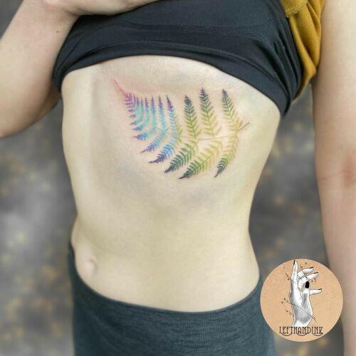 Lefthandink inksearch tattoo