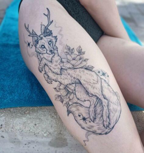 Koti Tattoo Anna Pękala inksearch tattoo