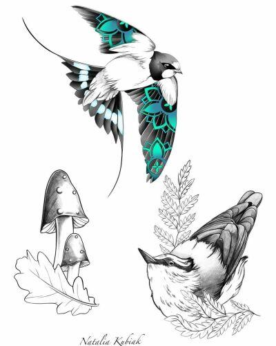 Natalia Kubiak inksearch tattoo