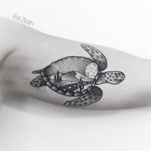 Ed Zlotin inksearch tattoo