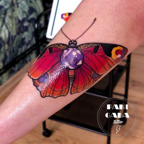 Pani Gaba Tattoo inksearch tattoo