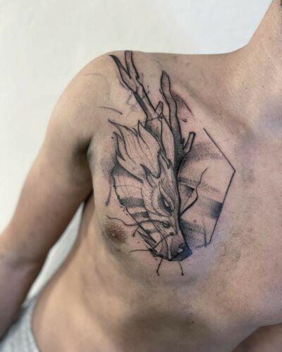 Szczur inksearch tattoo