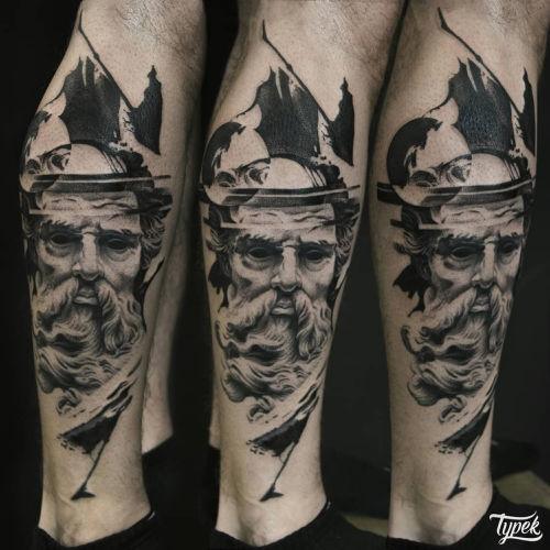 Dr. Typek inksearch tattoo