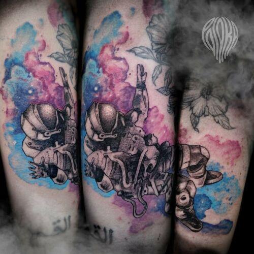 Posoka inksearch tattoo