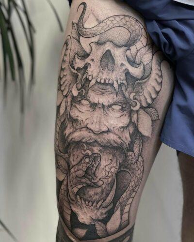 Rafał Kowalski inksearch tattoo