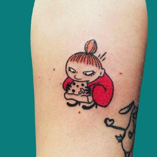 Super Spanko inksearch tattoo