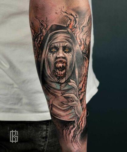 Krzysiek Głażewski - Kris Glaz Tattoo inksearch tattoo