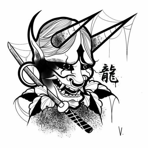 Venomdopee inksearch tattoo