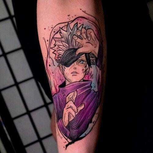 Wściekła Blondyna inksearch tattoo
