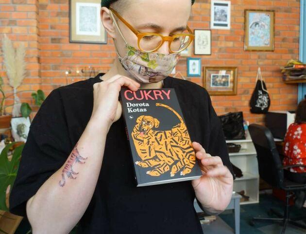 Ula Mierzwa inksearch tattoo