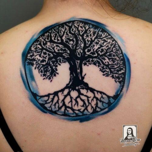 Mona Lisa Tattoo inksearch tattoo