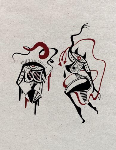 Mameja inksearch tattoo