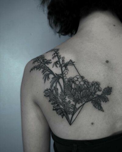 Chuchu inksearch tattoo
