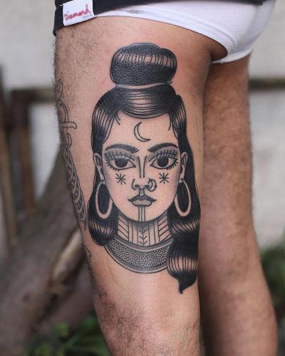 Patryk Hilton inksearch tattoo