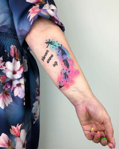 Disasterpiece inksearch tattoo