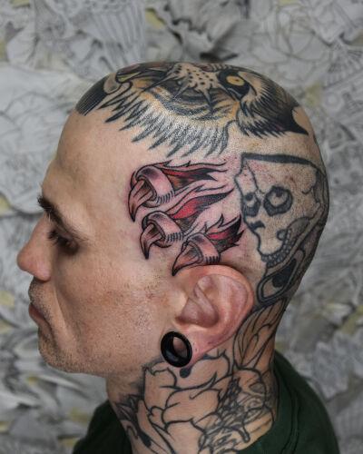 Blady Czort inksearch tattoo