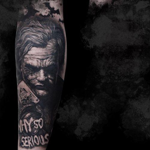 Alex Kosta inksearch tattoo